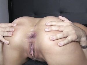 Big Tits Teen Slut Anally Fucked By A Thick Cock