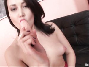 Cocksucker Bends Over And He Takes Her Tight Asshole