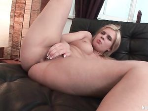 Curvy 19 Year Old And Her Dildos Having Hot Sex