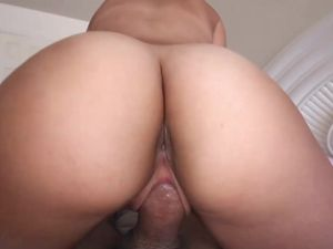 Homemade POV Cock Ride From His Sexy GF