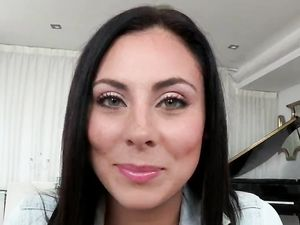 Facial Cumshot On Hardcore Fuck Slut Gianna Nicole