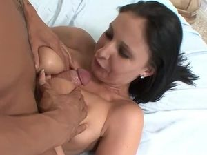 Asian Dick Fucks Balls Deep Into Gianna Michaels