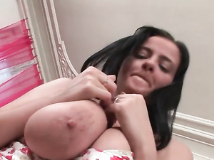 Curvy Cock Pleaser Takes His Erection Up Her Ass