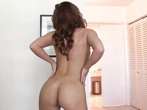 Hardcore Morning Quickie With A Cumshot On Her Ass
