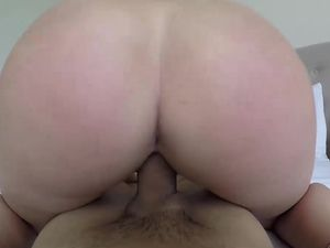 Money Makes The Chubby Girl Into A Slutty Cock Rider